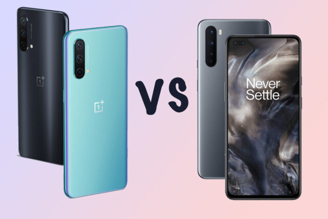 OnePlus Nord Vs. Nord CE 5G 1