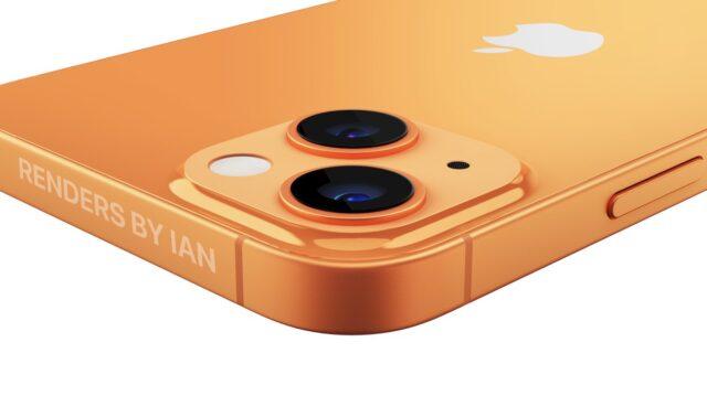 Orange iPhone 13 Updates 1
