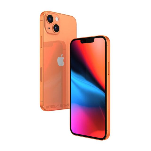 Orange iPhone 13 Updates 2