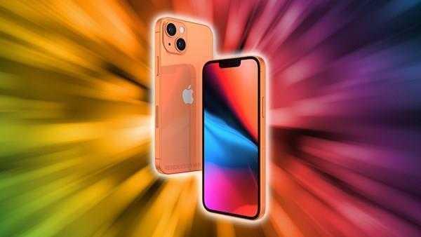Orange iPhone 13 Updates
