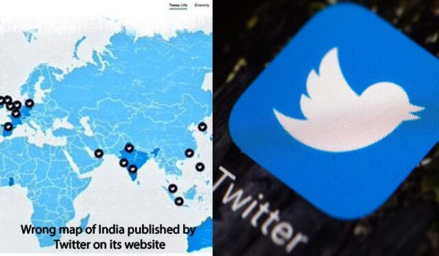 Twitter india map 1