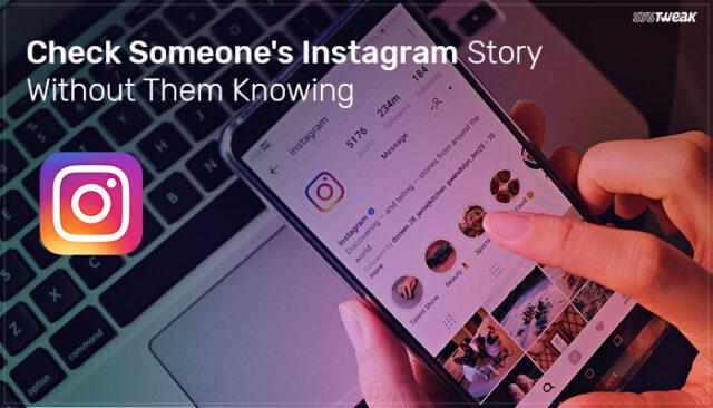 View Instagram Stories 1