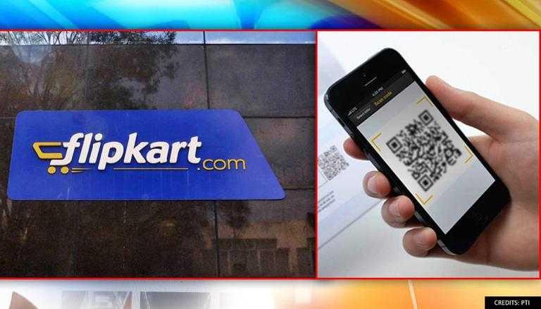 flipkart scan qr to pay
