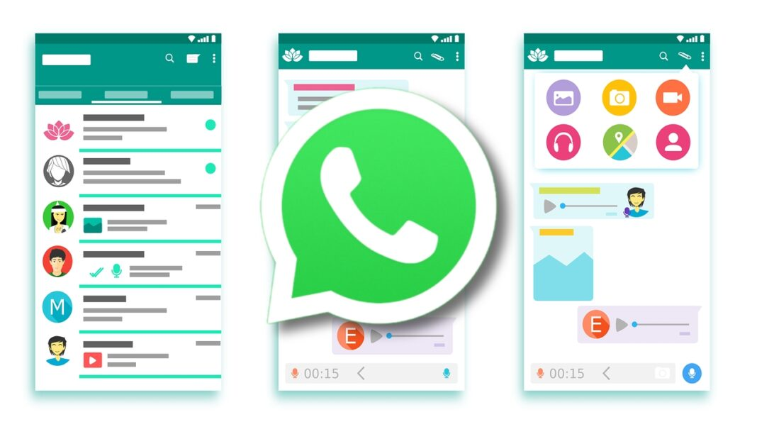 hide whatsapp chat without deleting