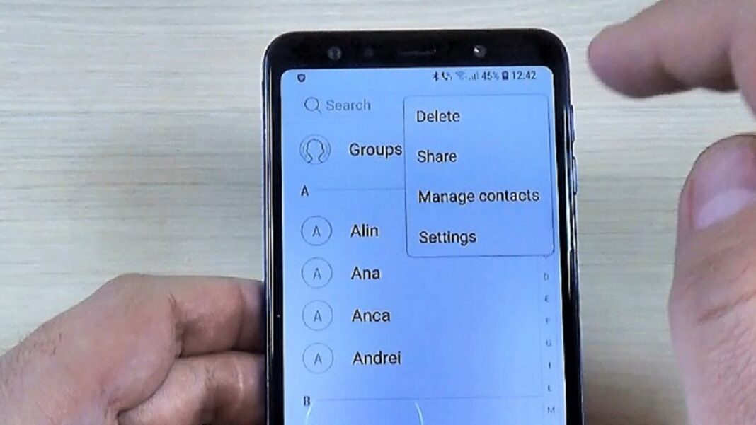 how to transfer contacts from sim to phone 2