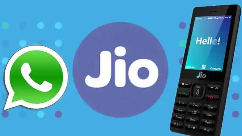 recharge jio number on whatsapp