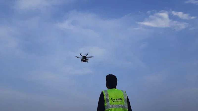 swiggy drone delivery