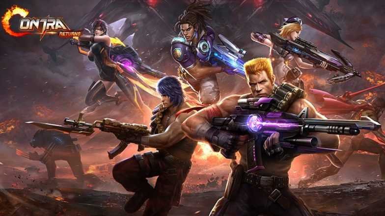 Contra Coming to iOS and Android
