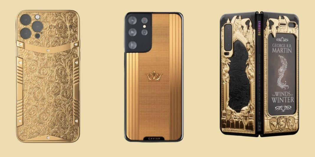 Expensive Phone in the World in 2021