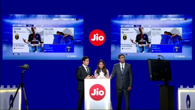 Jio Gaming Console
