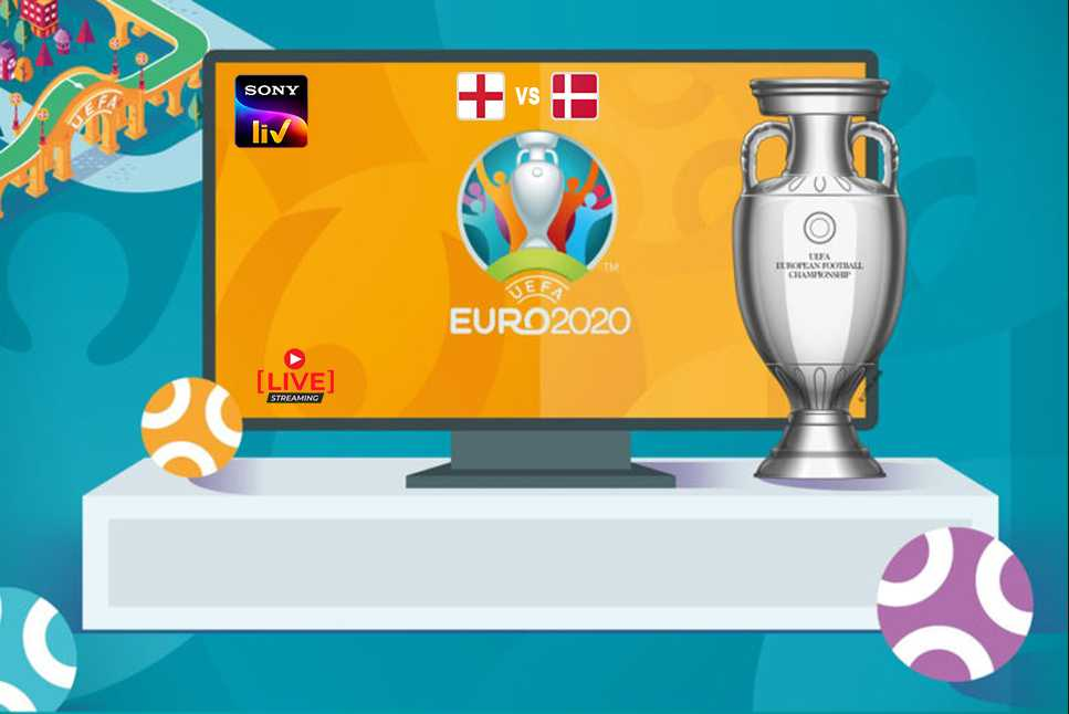 Live Stream Euro Cup 2020 in India