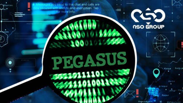 Pegasus Spyware 1
