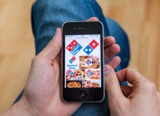 cancel order on dominos app