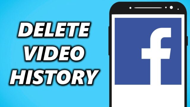 delete watched video history on facebook app 3