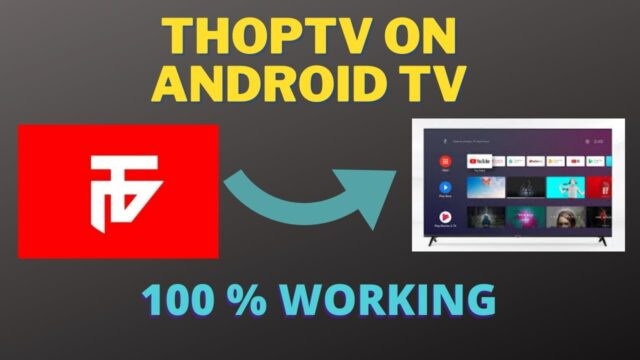 install thoptv in android tv