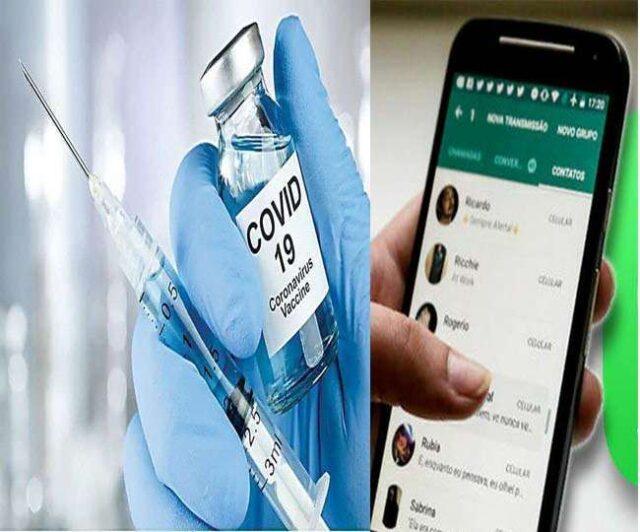 Book Covid Vaccine on WhatsApp 2