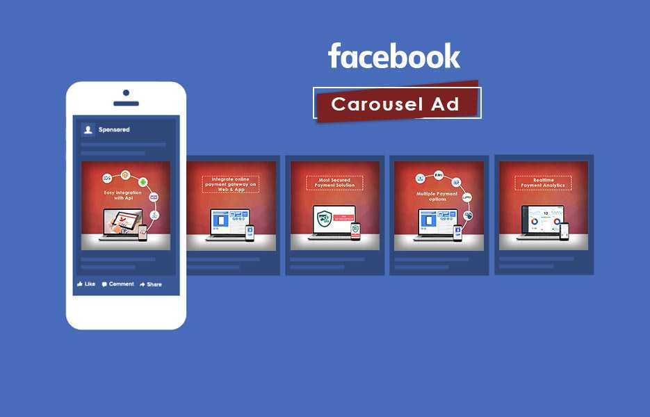 Carousel Post on Facebook