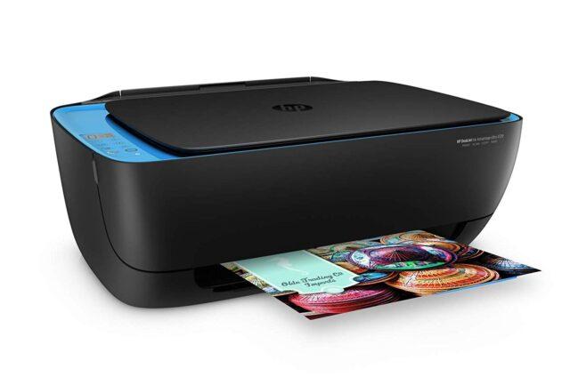 HP DeskJet Ink Advantage 4729 All-in-One Wireless Printer