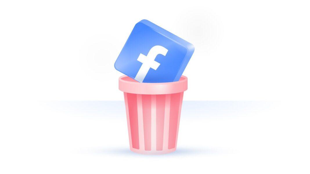 delete fake facebook account 1