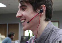 earphones with detachable mic