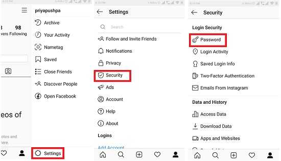 how to logout instagram from all devices 1