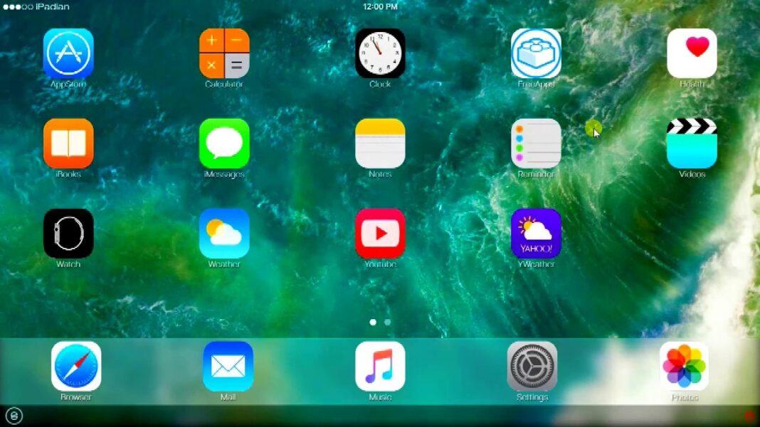 make apple apps on windows