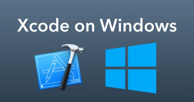 make apple apps on windows 2