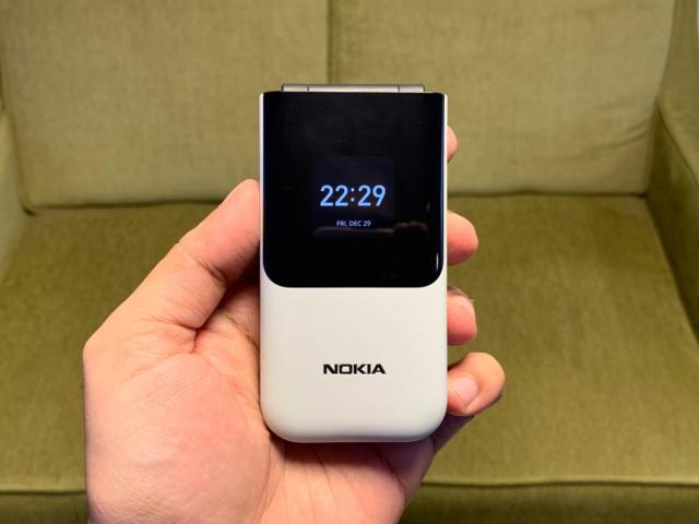 Nokia 2720 V Flip Phone Price in India 2021 2