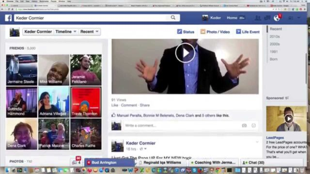 change thumbnail of Facebook video 1