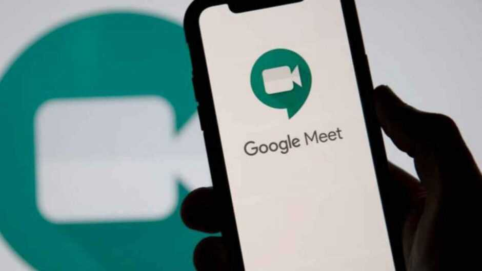 change background in google meet in mobile phone